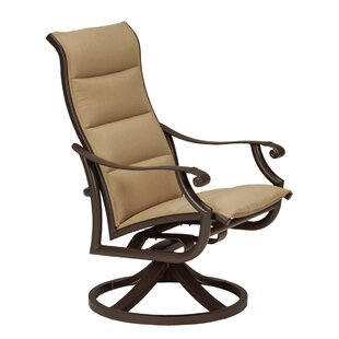Montreux II Padded Patio Chair With Cushion by Tropitone Cool