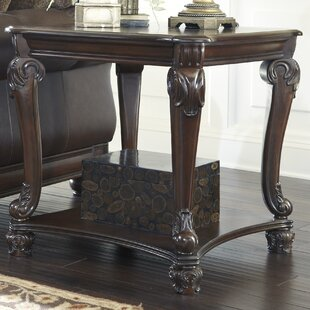 Best Reviews Chancery End Table By Astoria Grand