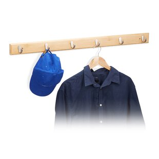 Whitley Wall Mounted Coat Rack By 17 Stories