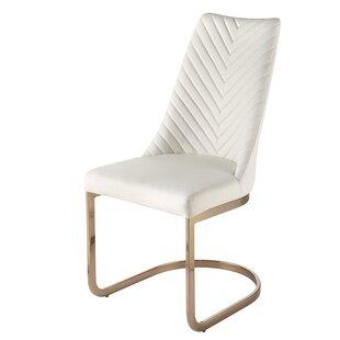 Rathjen Parsons Upholstered Dining Chair (Set of 4) by Brayden Studio