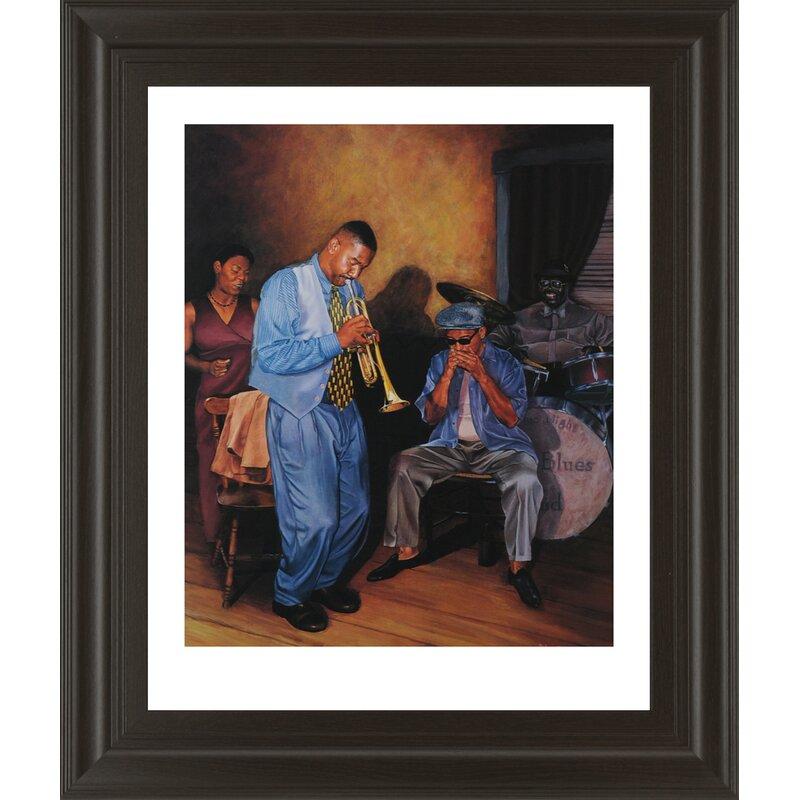 Classyartwholesalers Promotional Line By Ruane Manning Framed Painting Print Wayfair