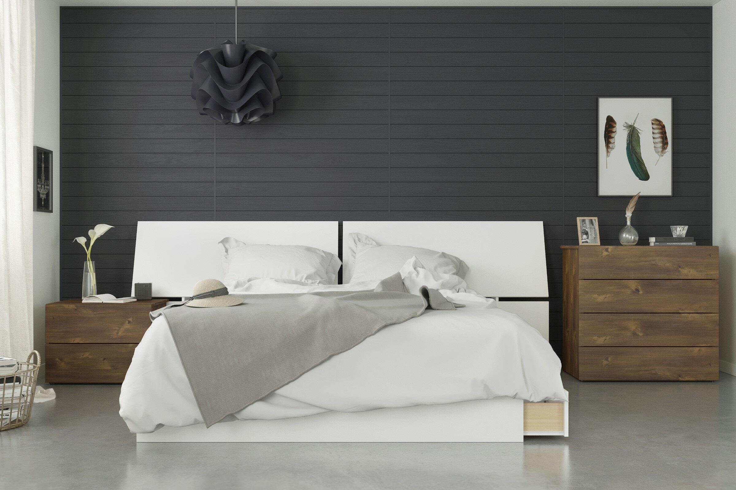 Baer Platform Configurable Bedroom Set