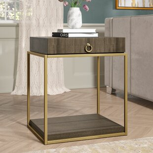 Willa Arlo Interiors Broadridge End Table