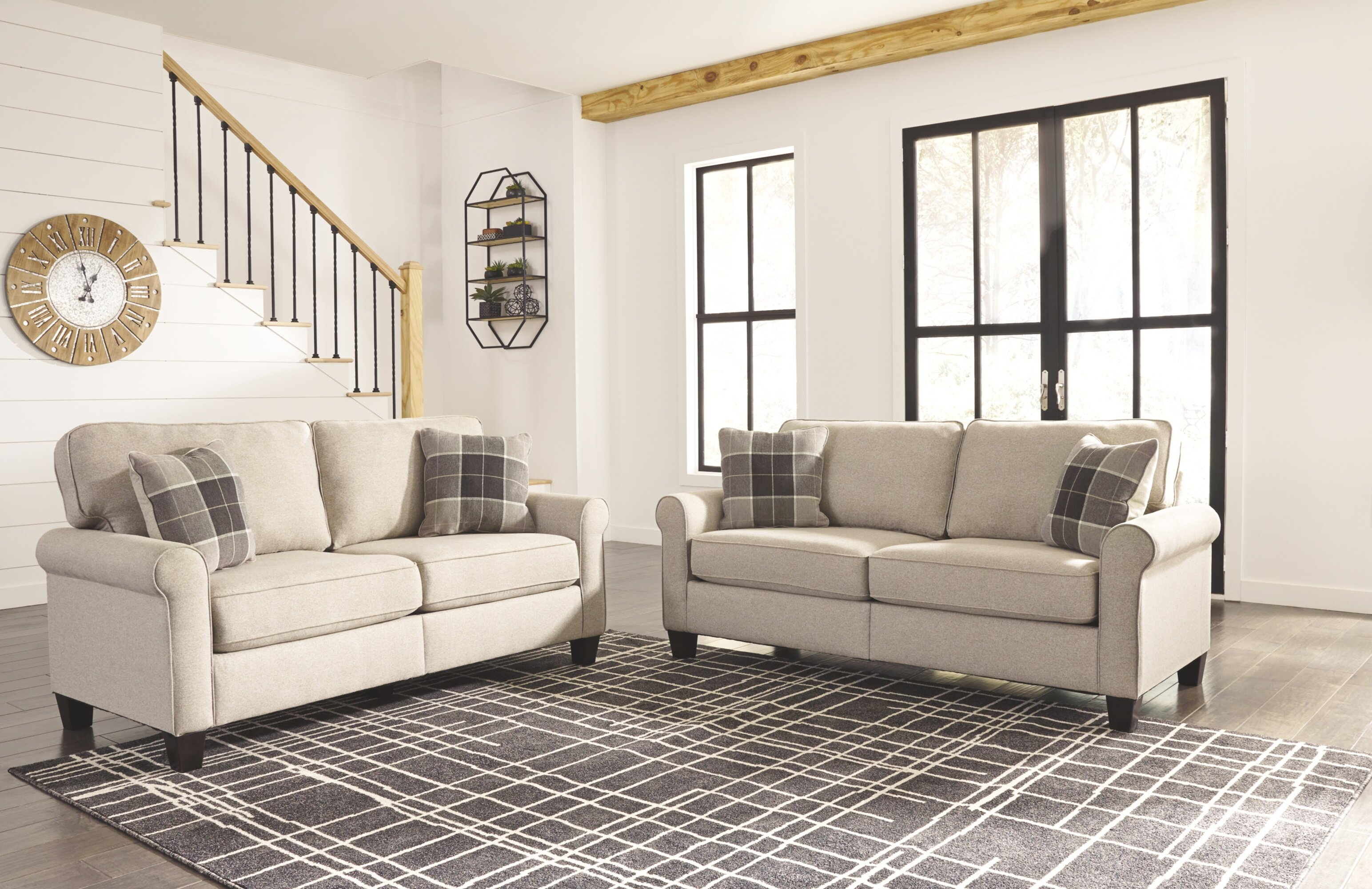 Kaleb Living Room Sofa