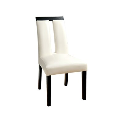 Luminate Upholstered Dining Chair by Wade Logan