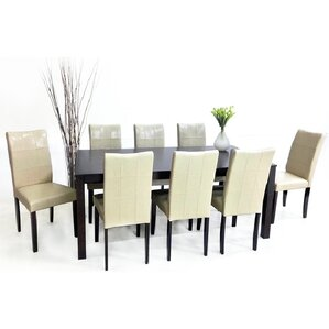 Etelvina 9 Piece Dining Set by Red Barrel Studio