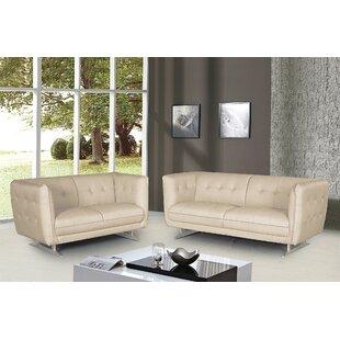 Sana 2 Piece Living Room Set by Latitude Run