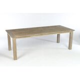 Alvah Solid Wood Dining Table