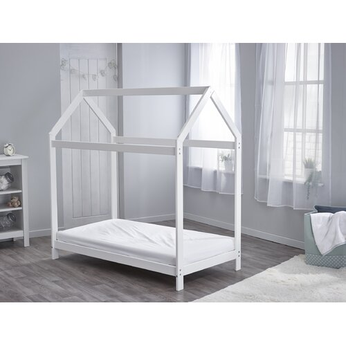 Sheila Cot Bed House Isabelle & Max Colour (Bed Frame): White
