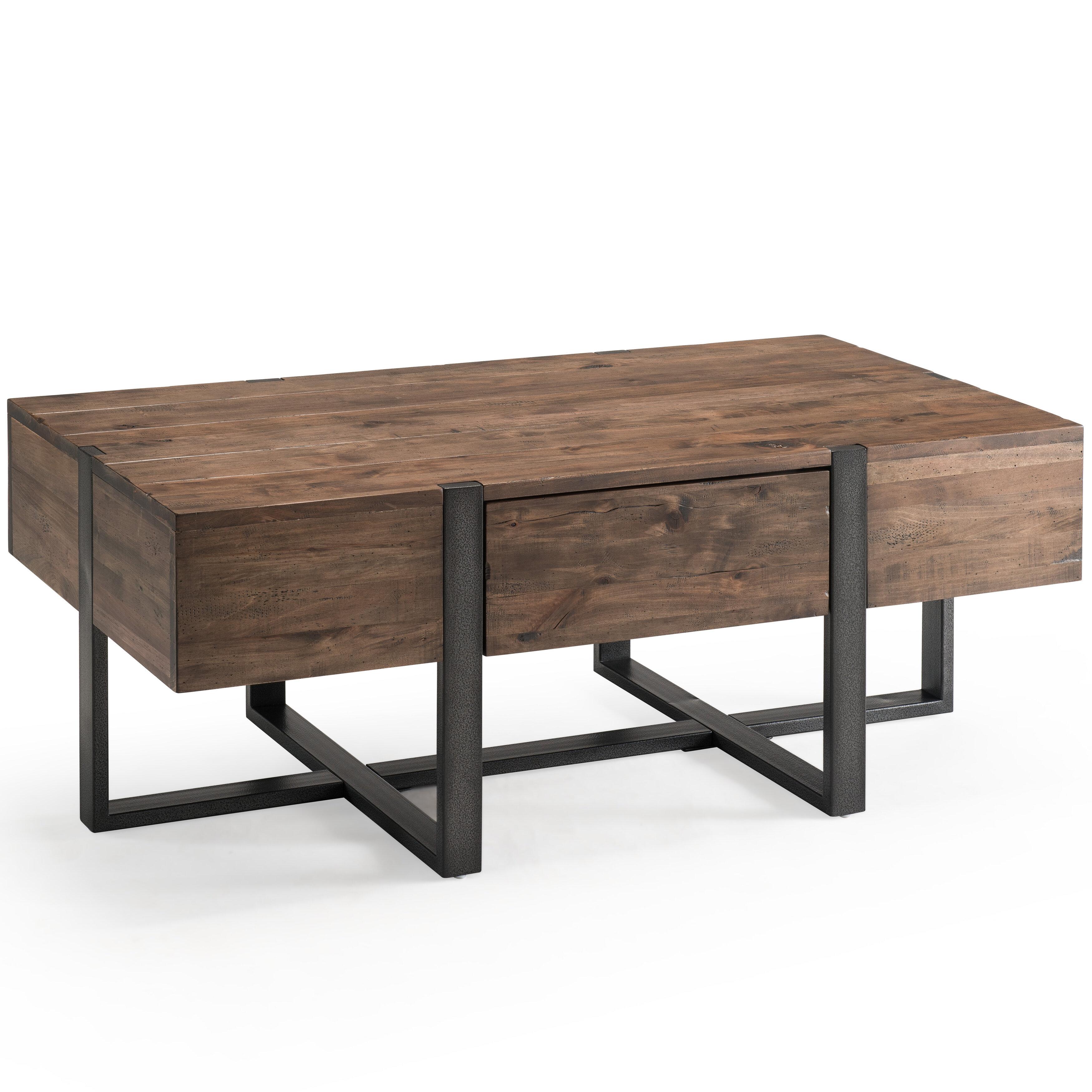 Clarkston Cross Legs Coffee Table Reviews Joss Main