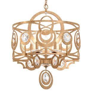 Schonbek Gwynn 5-Light Chandelier