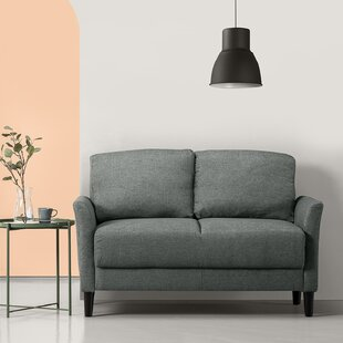 Affordable Price Helton Loveseat by Winston Porter Reviews (2019) & Buyer's Guide
