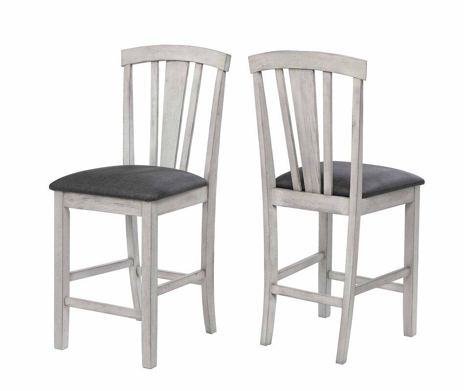 Fantastic Immediately Hooten Upholstered Fan Back 24 Bar Stool Set Forskolin Free Trial Chair Design Images Forskolin Free Trialorg