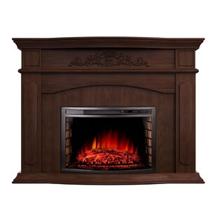 Ares Electric Fireplace A&J Homes Studio