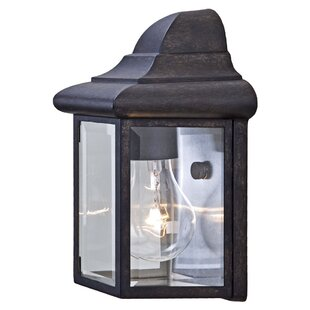 Winston Porter Viveros Outdoor Flush Mount