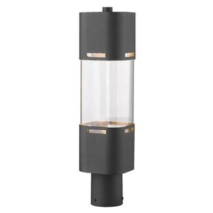 Knarr Outdoor 1-Light LED Lantern Head by Latitude Run Great price