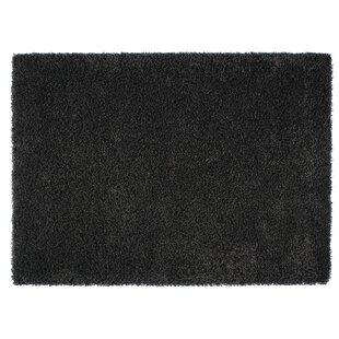 Affordable Price Loft Black Area Rug ByRug Modern
