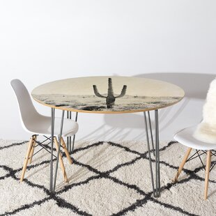 Bree Madden Desert Time Dining Table by East Urban Home Sale