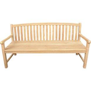 Casanova Teak Garden Bench