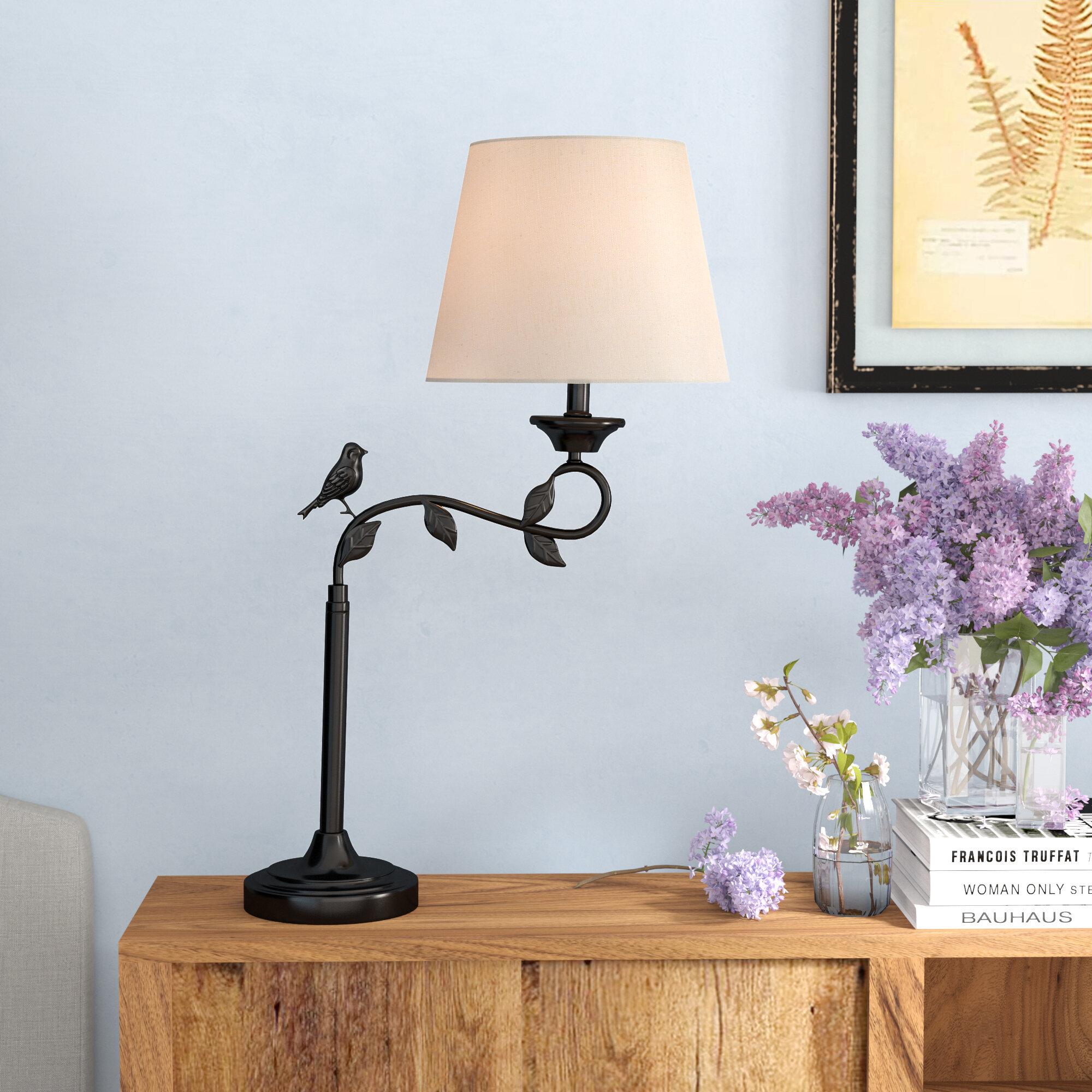 Lark Manor Eaubonne 30 Table Lamp Reviews Wayfair