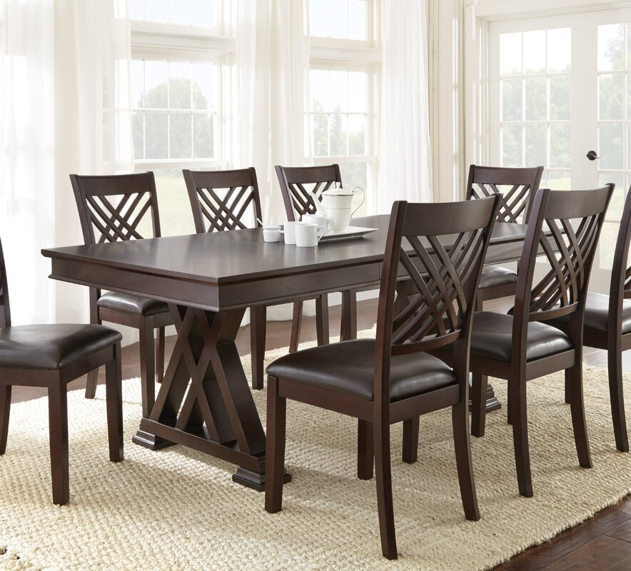 Charming Cecily 9 Piece Dining Set
