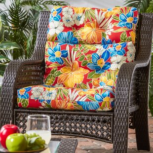 Sarver Indoor/Outdoor Lounge Chair Cushion