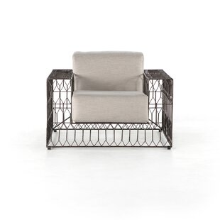 Wanaque Patio Chair by Bungalow Rose