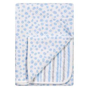 Comparison Violette Cloud Knit Blanket ByHarriet Bee