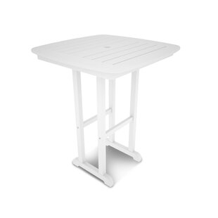 POLYWOOD® Nautical Bar Table