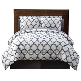 Kamdyn 6 Piece Reversible Comforter Set by Willa Arlo Interiors