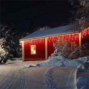 320 Yellow Snow Dreamhouse Fairy Lights Image