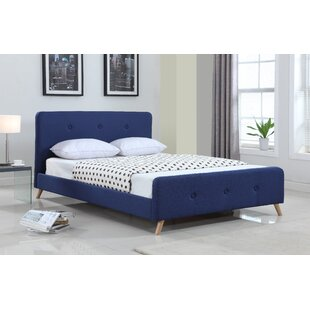 Dunwich Full/Double Upholstered Platform Bed