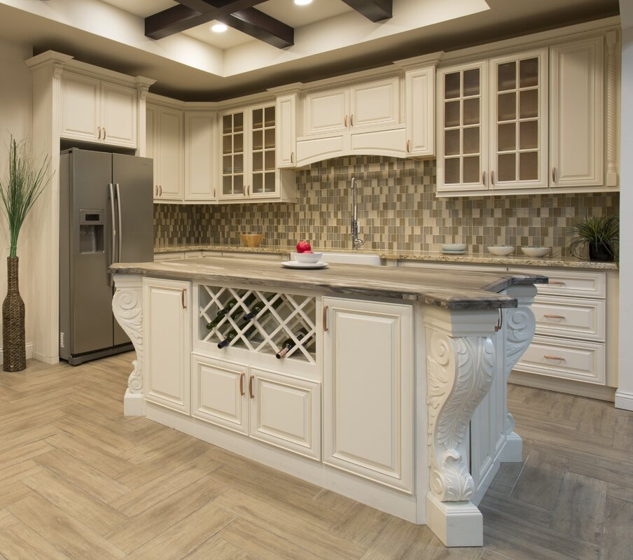 antique 34 5   x 9   kitchen base cabinet ngy stone  u0026 cabinet antique 34 5   x 9   kitchen base cabinet      rh   wayfair com