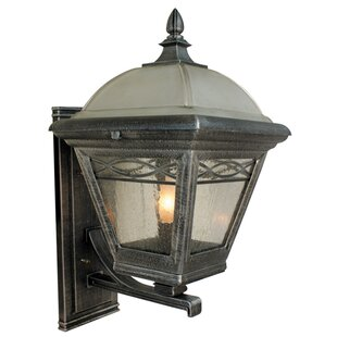 Brentwood 1-Light Outdoor Sconce by Special Lite Products