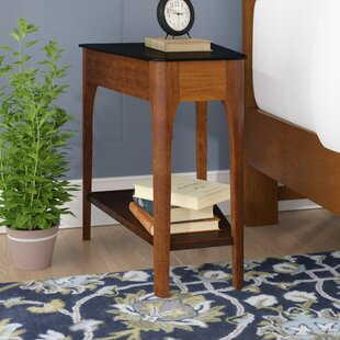 Top Reviews Elliott Bay End Table by Red Barrel Studio