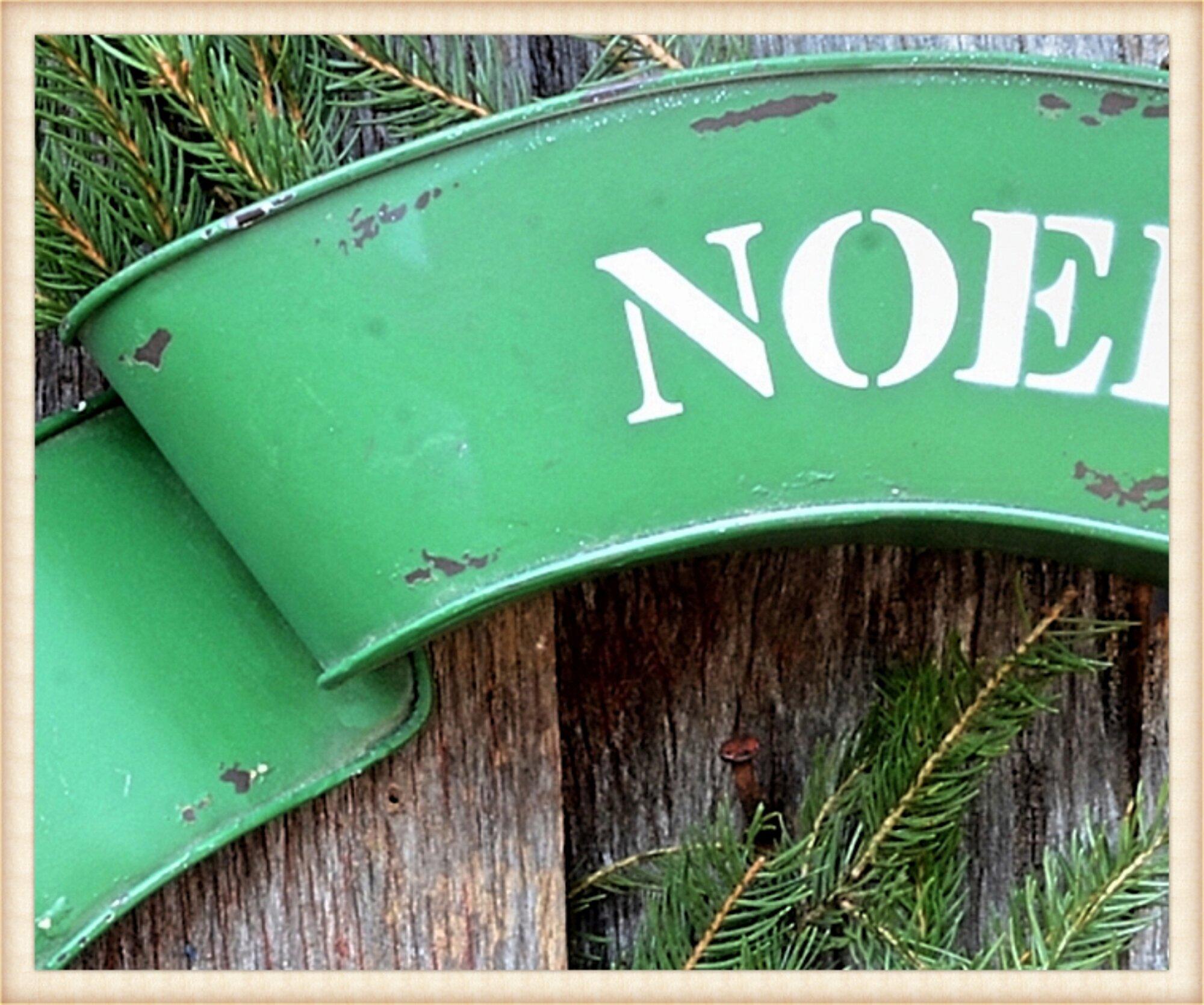 The Holiday Aisle Noel Wall Planter Wayfair