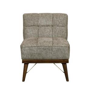 Ivy Bronx Sanger Slipper Chair