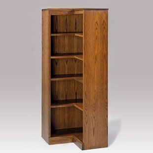 200 Signature Series Inside Corner Bookcase by Hale Bookcases Great Reviews