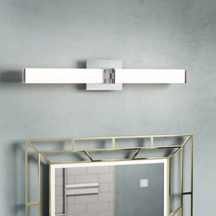 Verner 2-Light Bath Bar by Latitude Run