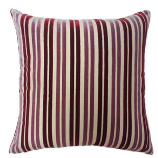 Stripe Throw Pillow by EuropaTex, Inc. Design