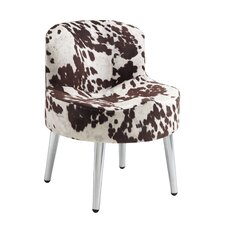 Barnabas Round Side Chair by Kingstown Home