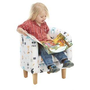 Fifield Animal Children's Club Chair By Zoomie Kids