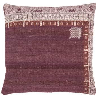 Avah Cotton Throw Pillow Cover Insert Allmodern