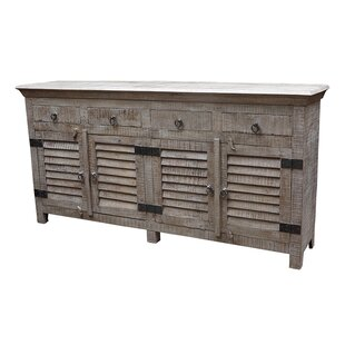 Drummond 4 Drawer Sideboard by Rosecliff Heights
