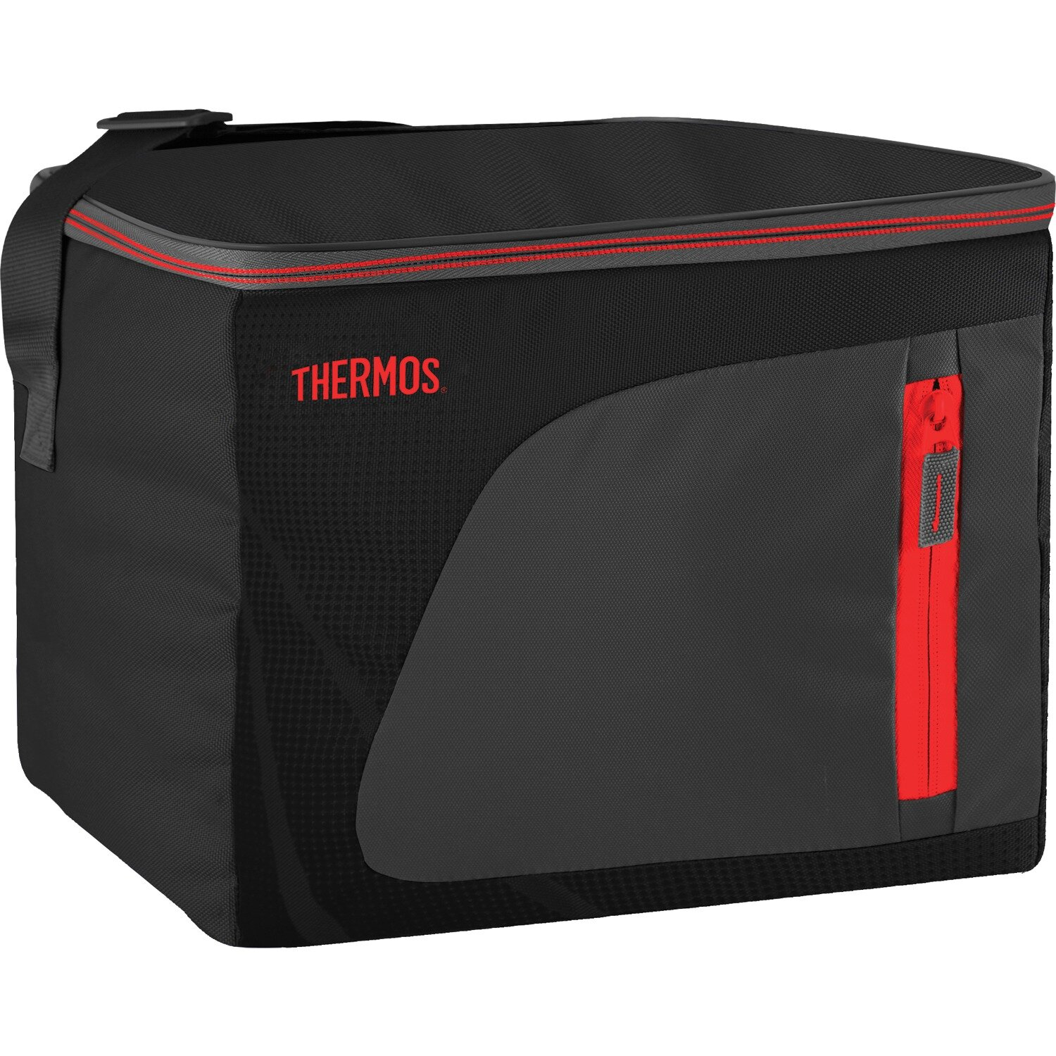 24 CAN Thermos Radiance Black Cooler BRAND NEW