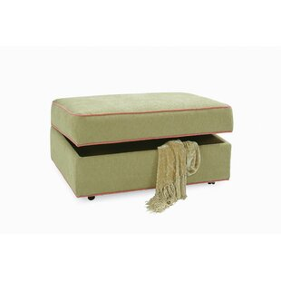 Braxton Culler Storage Ottoman with Casters