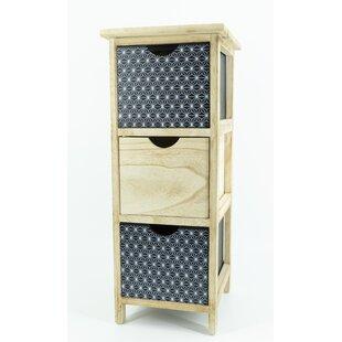 Zizi 29 X 62cm Free Standing Cabinet By 17 Stories