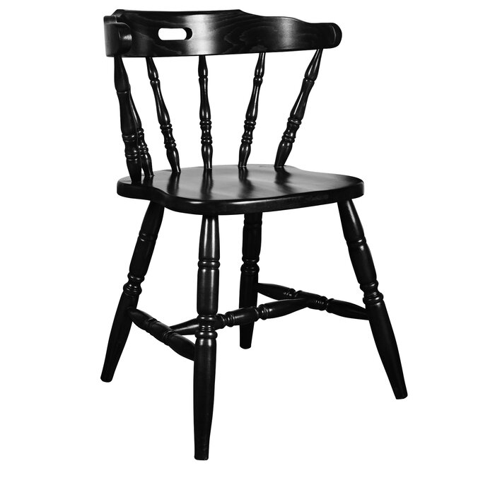 Routh Solid Wood Dining Chair
