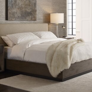 Baldwin Upholstered Panel Bed by Brownstone Furniture