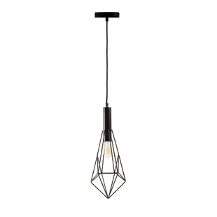 Wrought Studio Dickert 1-Light Foyer Pendant